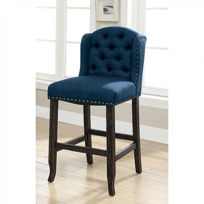 Blue Bar Chair