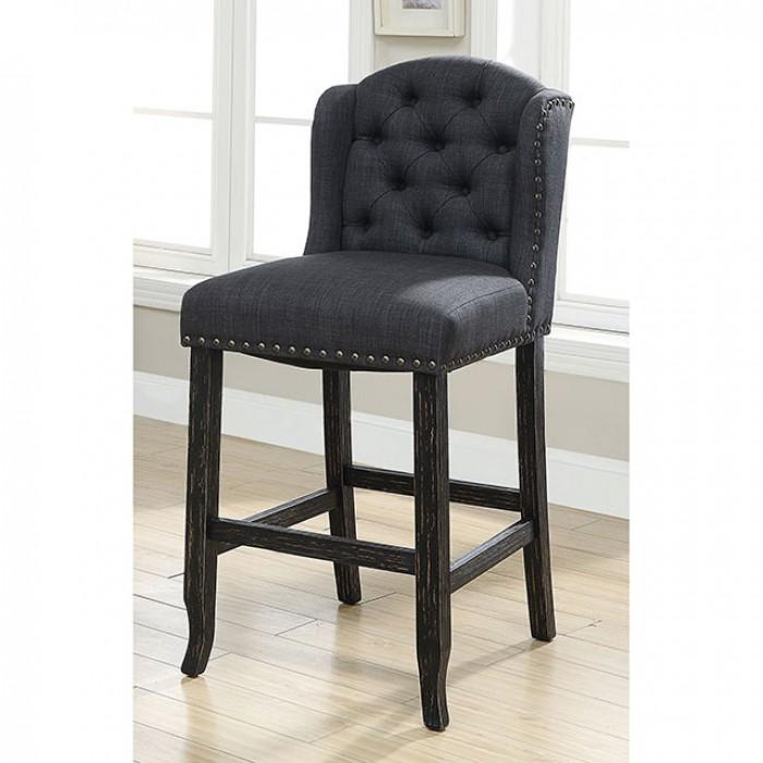 Gray Bar Chair