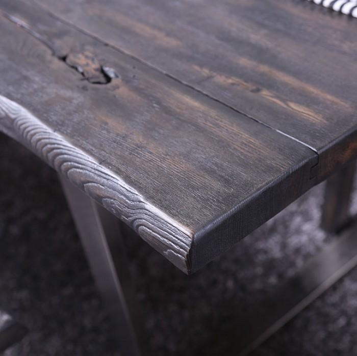 Gray Wood Finish