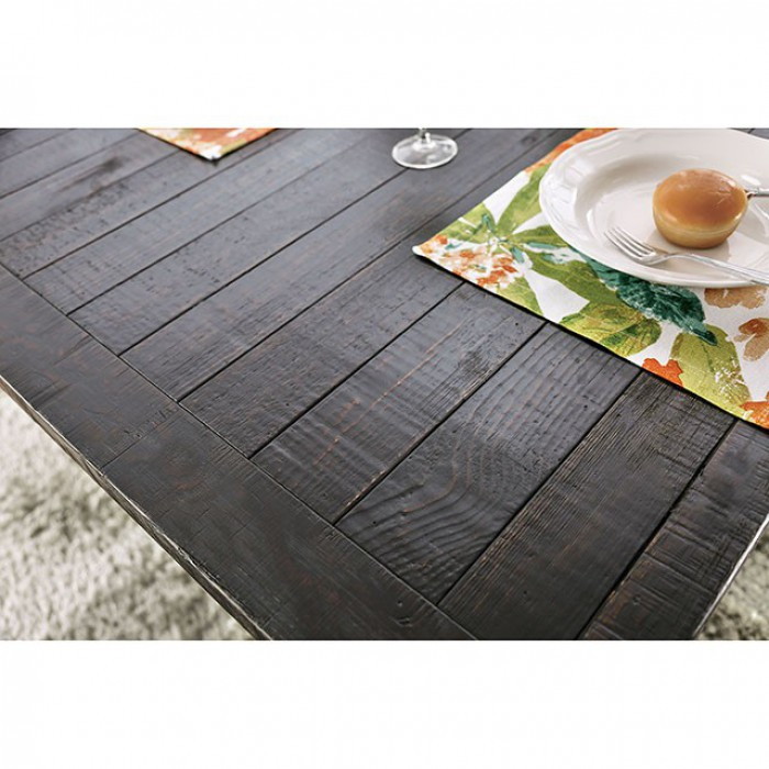Rectangular Dining Table Top Details