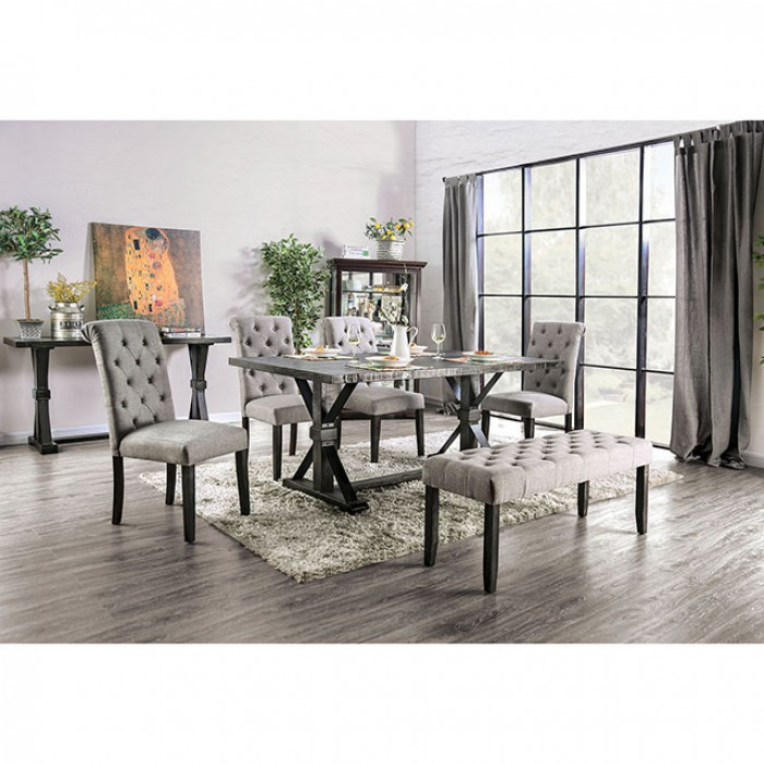 Light Gray Side Chairs