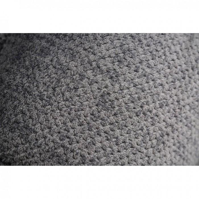 Gray Upholstery Finish