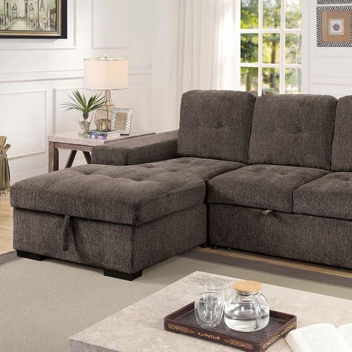 Sectional Sofa Closer Look