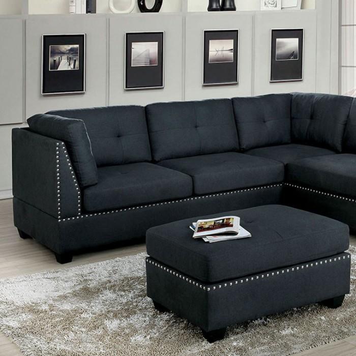 Sectional Sofa Up Close