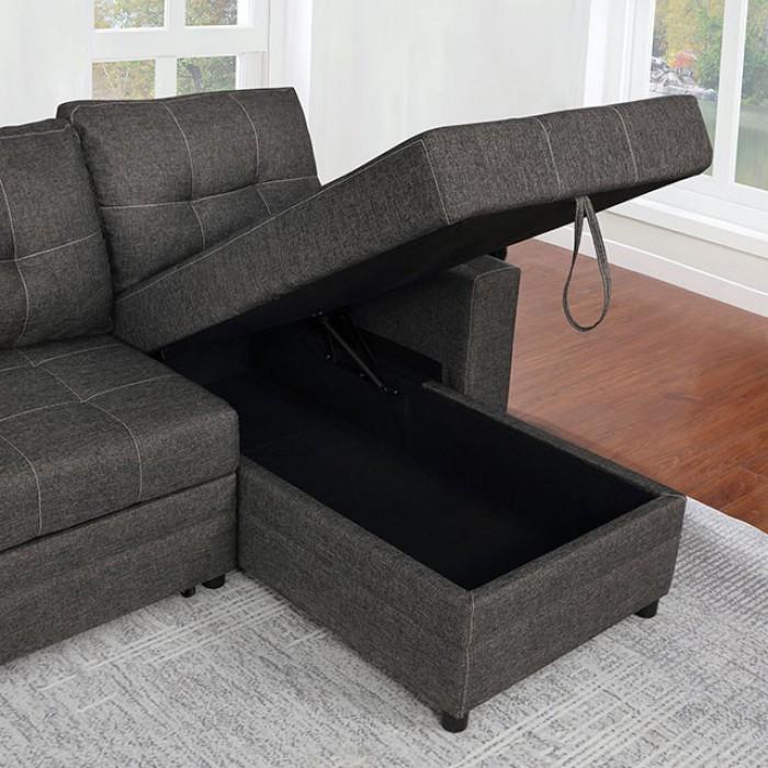 Right Chaise w/ Storage