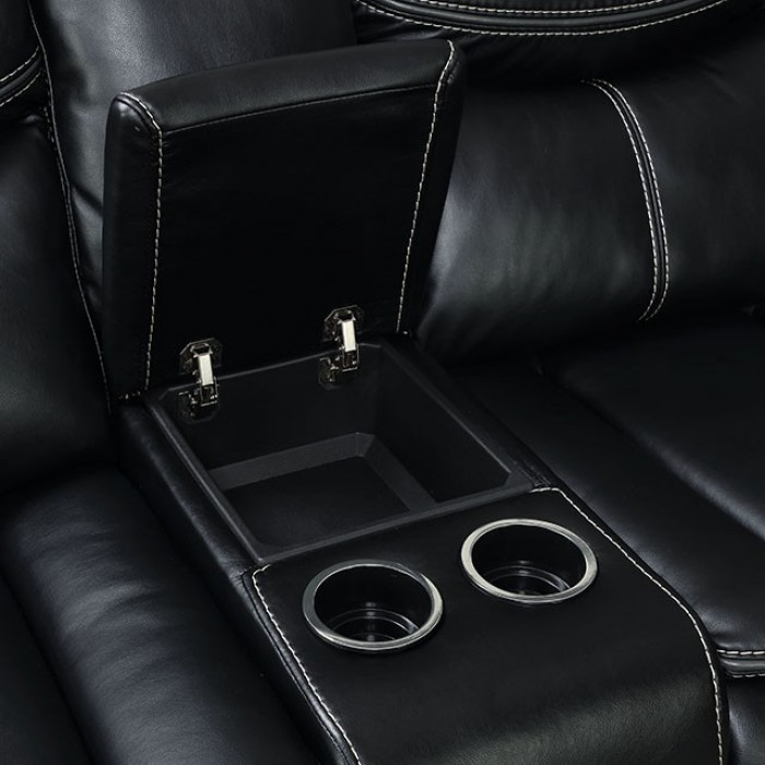 Storage and Cupholders