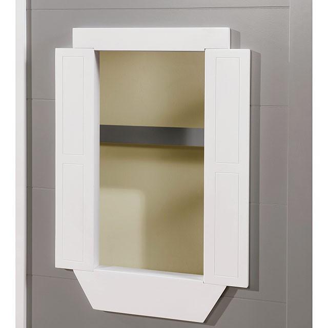 Gray Loft Bed Window