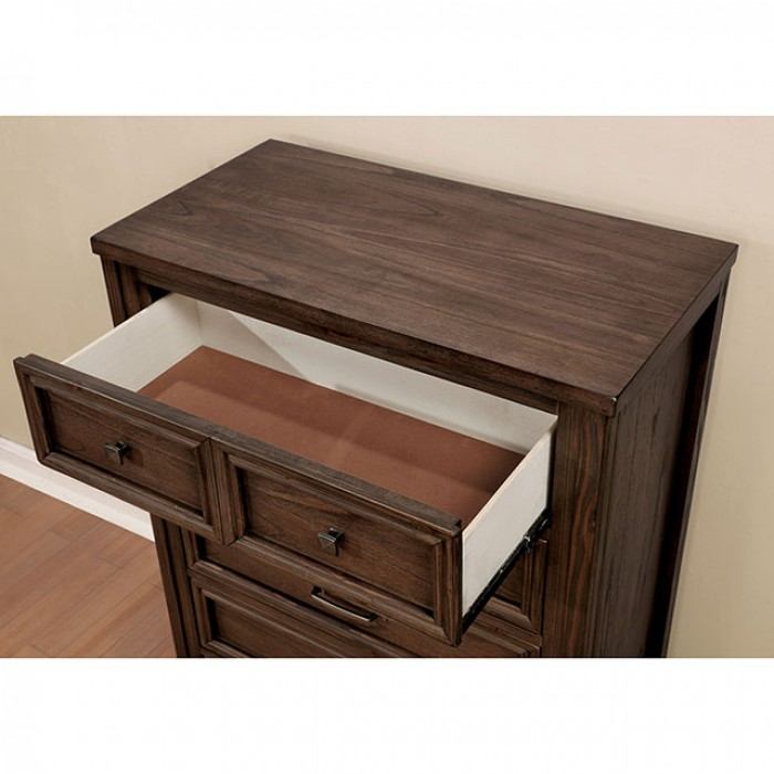 Chest Drawer Opened