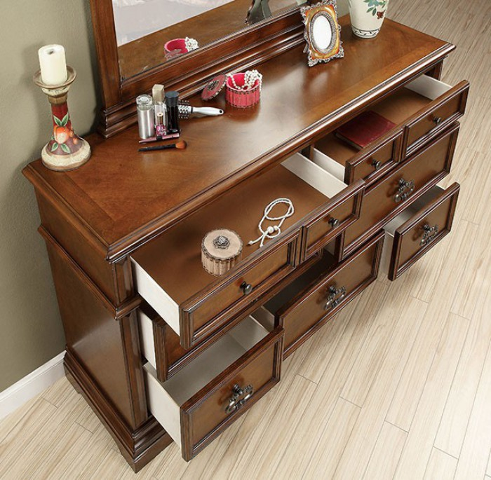Dresser Drawer Opened