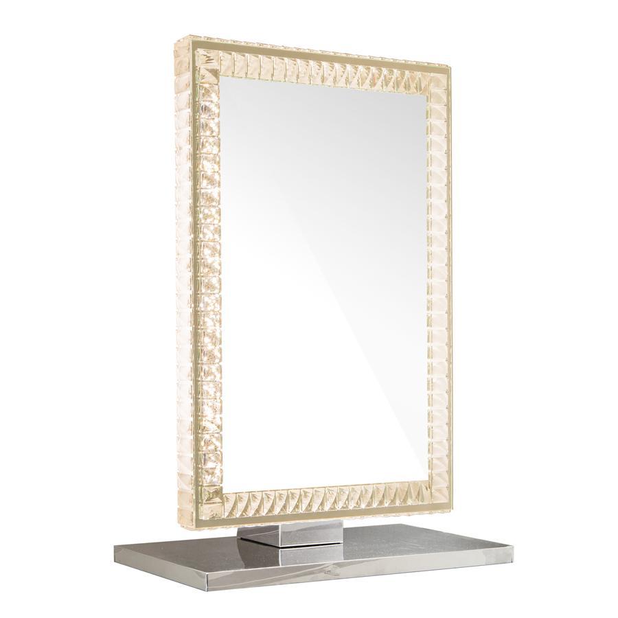 Table Top Vanity Mirror w/ Different Lighting Set
