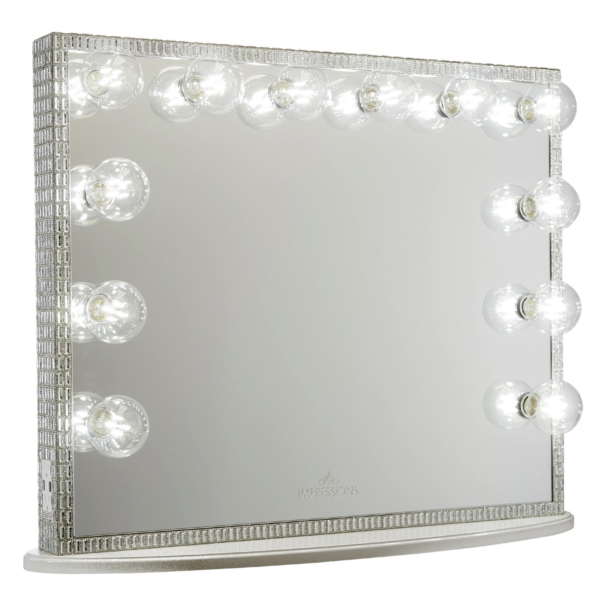 Hollywood Glow®Plus Lux Mirror