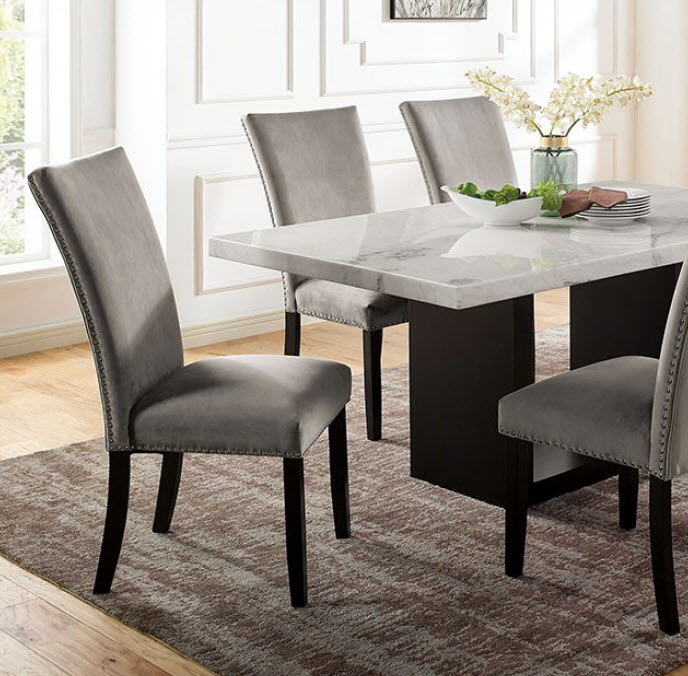 Complete Set W/Gray Chairs