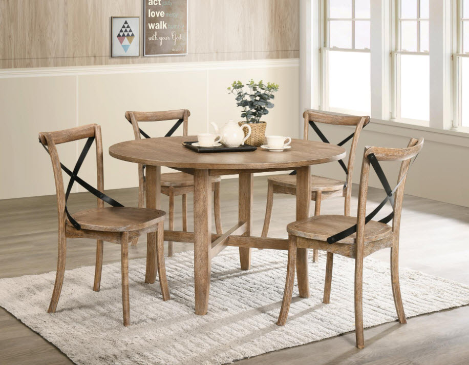 Rustic Oak Complete Set