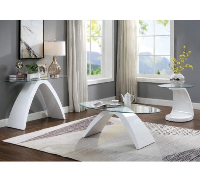White Complete Set