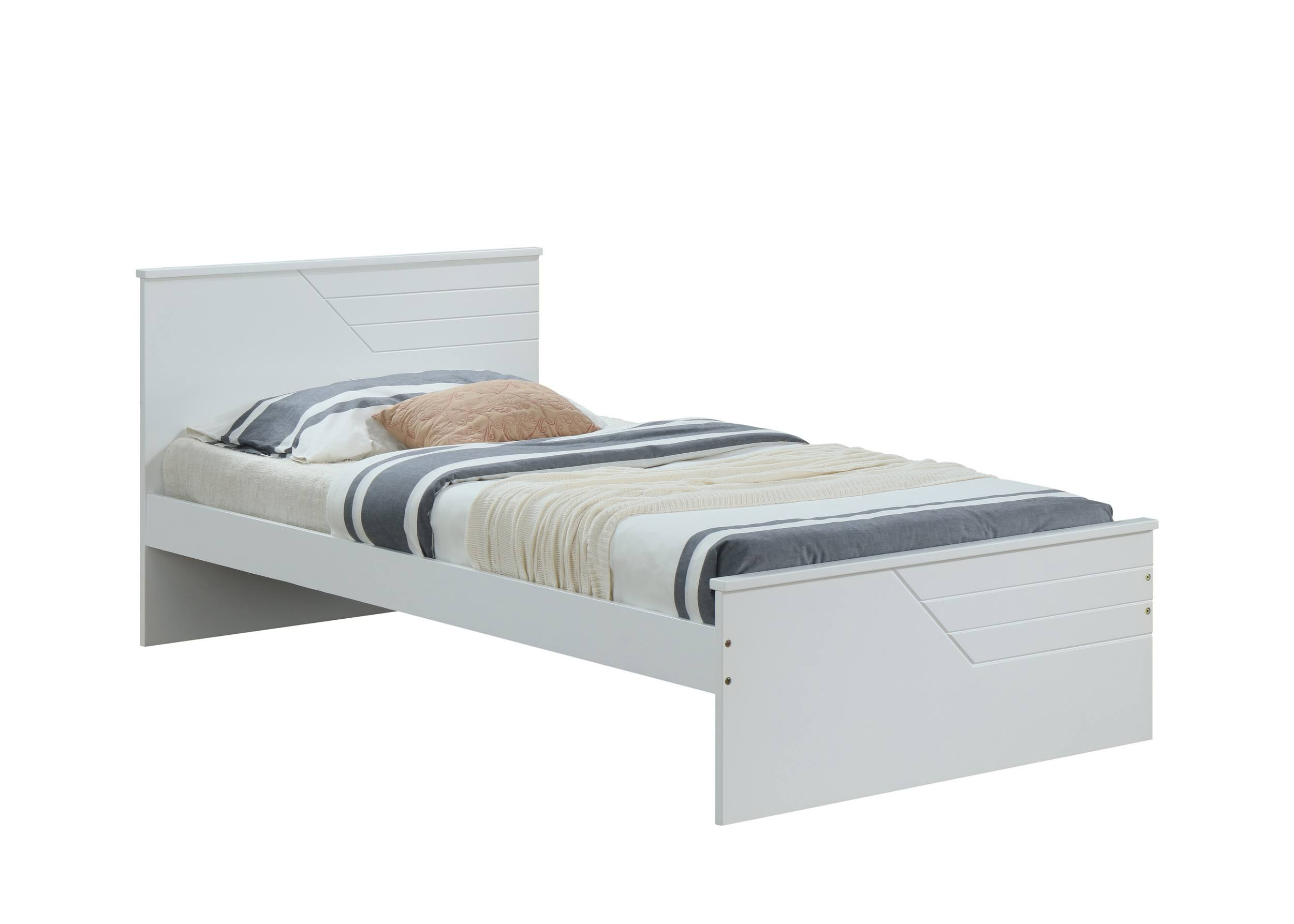 Twin Bed Angle