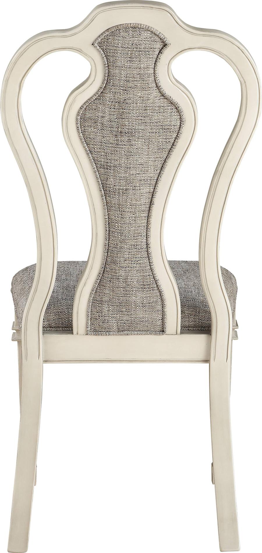 Side Chair Back Details