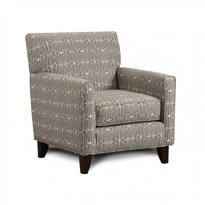 Crystal Pattern Chair