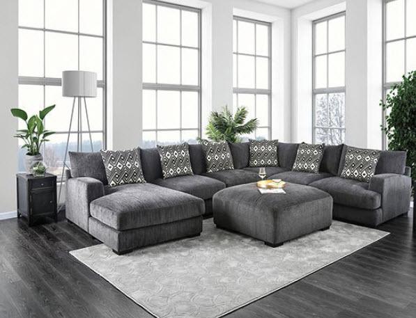 Kaylee U-Shaped Sectional Sofa